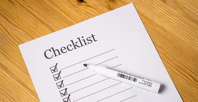 Documentos para admissão: Confira o checklist para 2021!