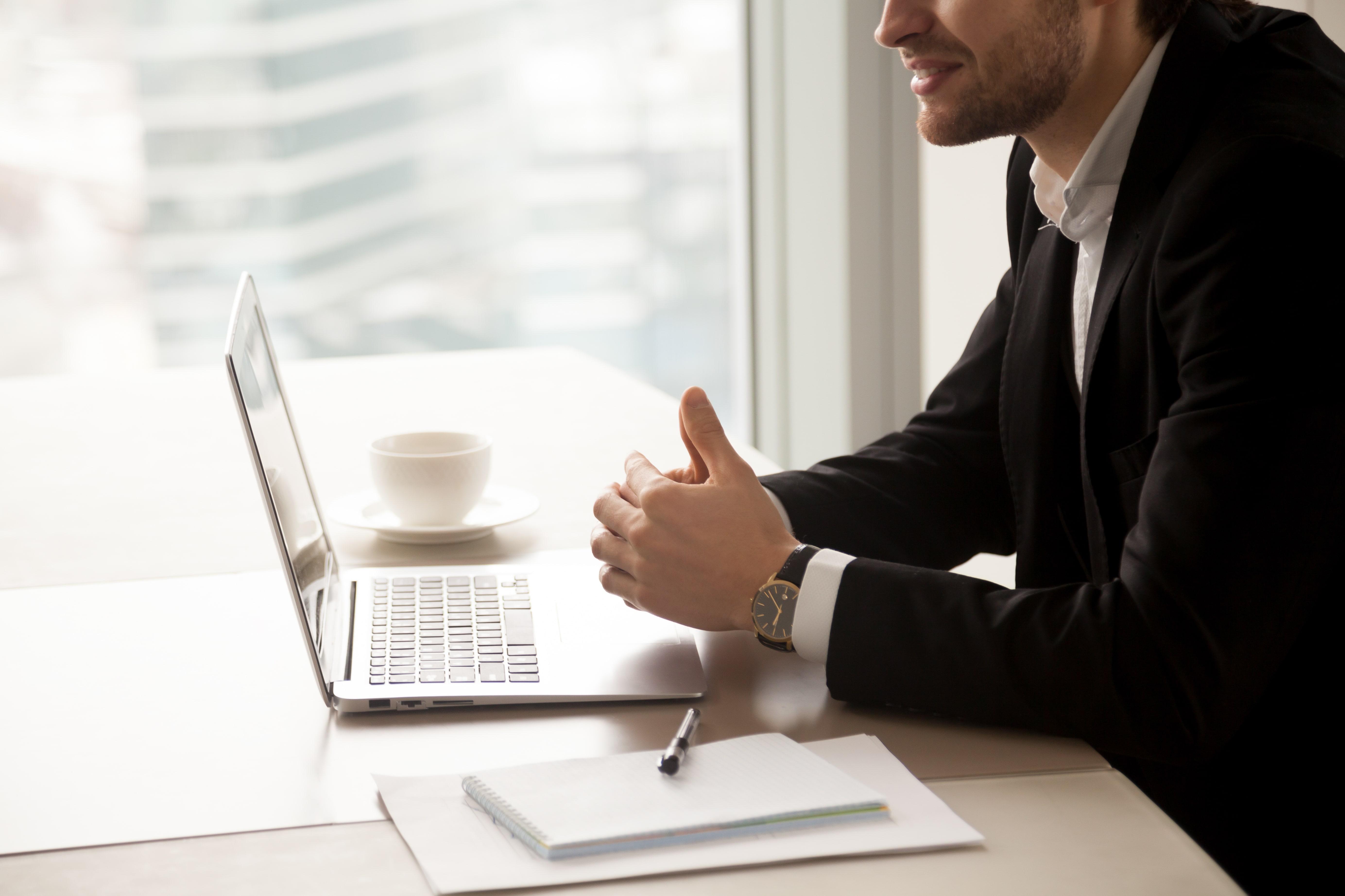 Entrevista online: como fazer? 8 dicas para ter sucesso